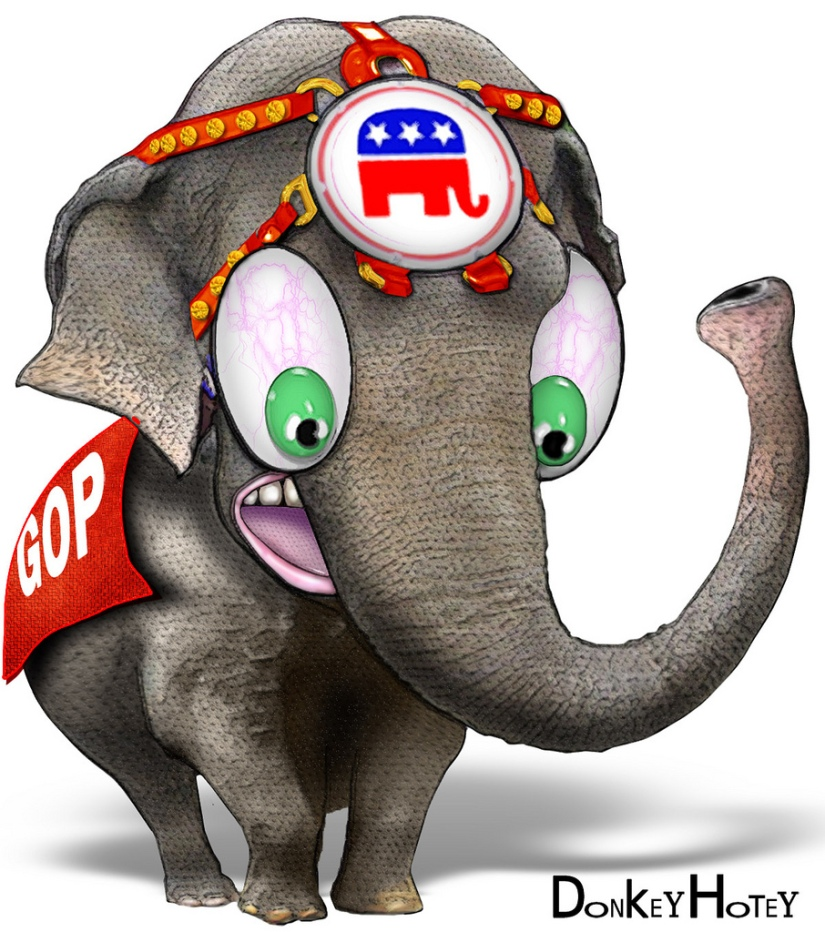 How the Republican Party went from Lincoln toTrump
