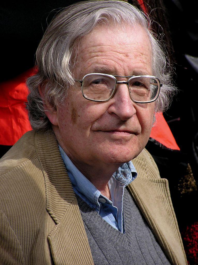 Noam Chomsky Interview – IranTV