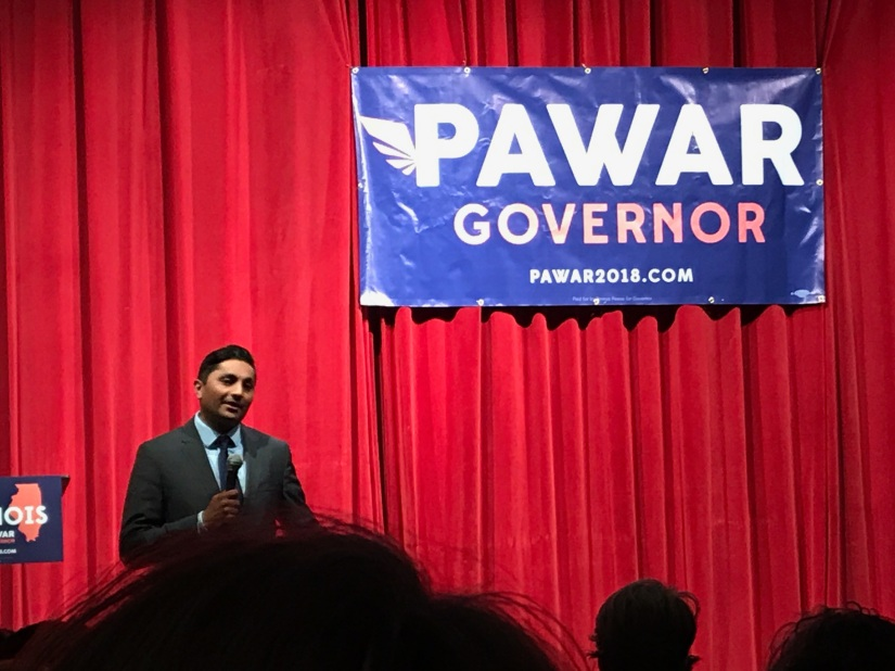 Ameya Pawar comes to Naperville by JacobSutherland