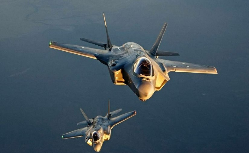Department of Defense gives Lockheed Martin a $3.7 Billion interim payment for 50 F-35 Lightning II fighter jets