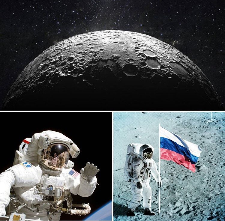 United States and Russia agree to build space station in Lunar orbit
