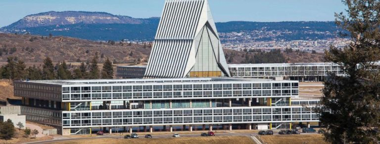 False alarm at US Air Force Academy