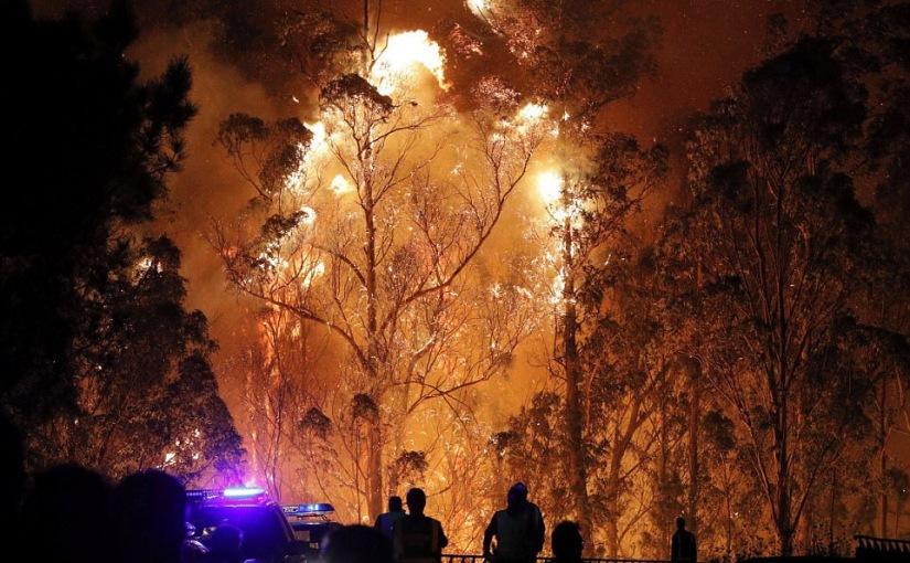150 wildfires burn downGalicia