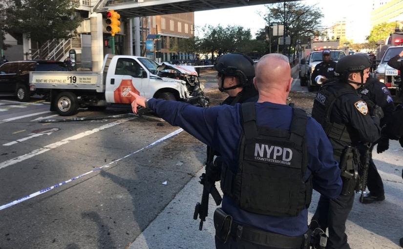 Several killed in New York's lowerManhattan