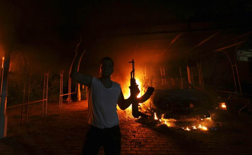 US forces capture Benghazi attacker
