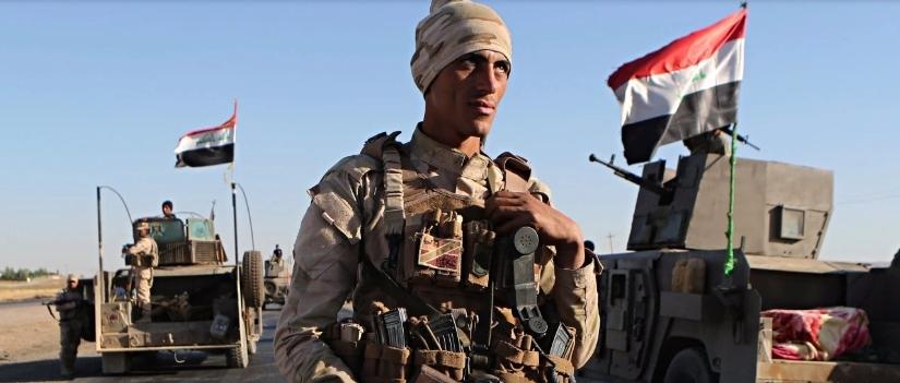 Kurds report Iraqiassault