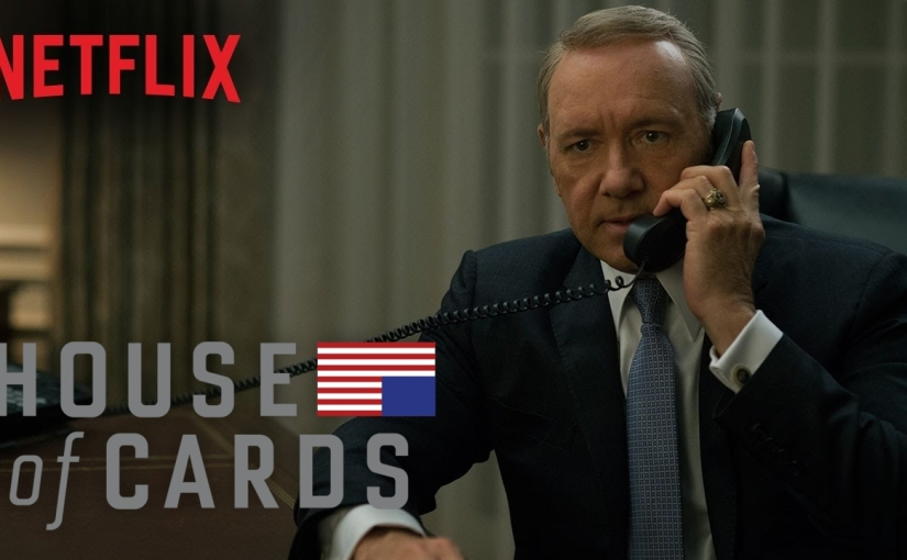 Netflix cuts the cord on 'House of Cards' after season 6