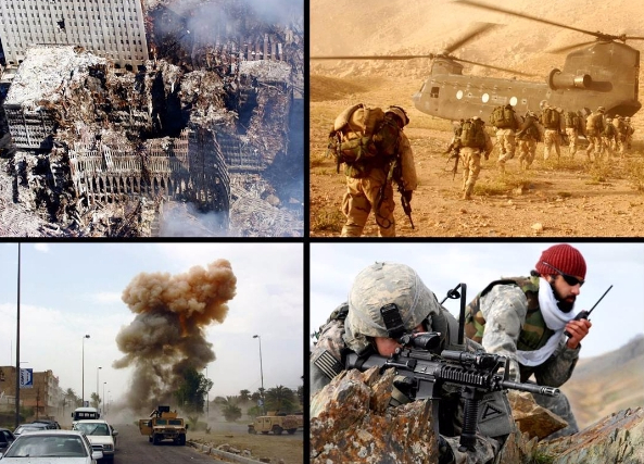 War on Terror has cost American taxpayers at least $1.7 trillion since 2001