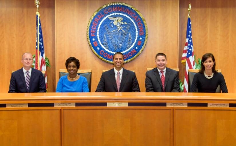 FCC reverses Internet freedomregulation