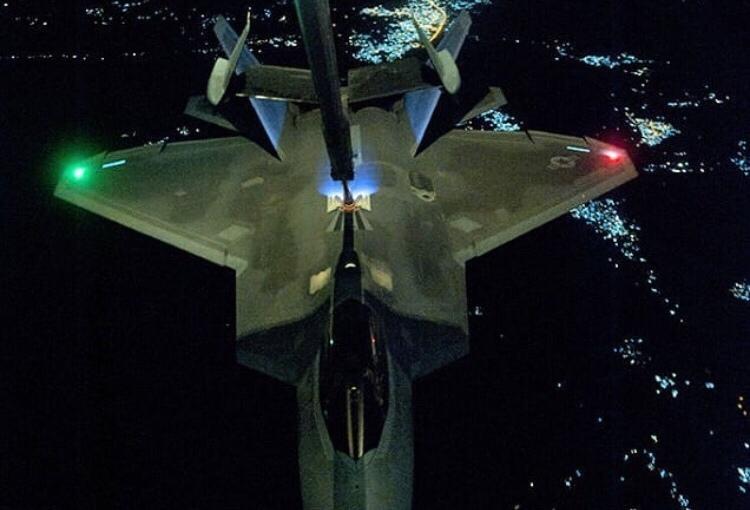 Russia claims it intercepted U.S. fighterjet