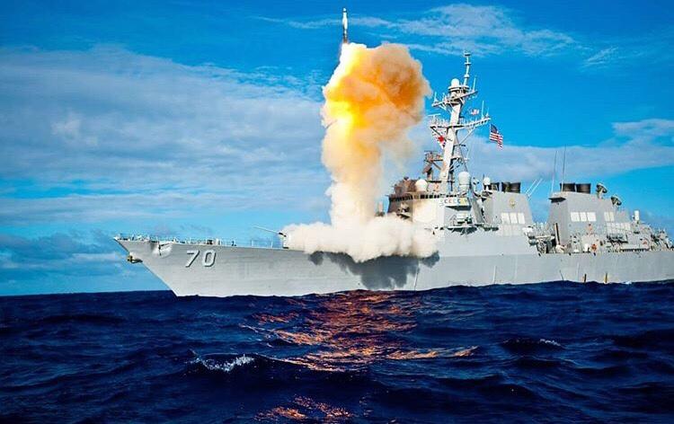 United States, South Korea & Japan begin jointdrills