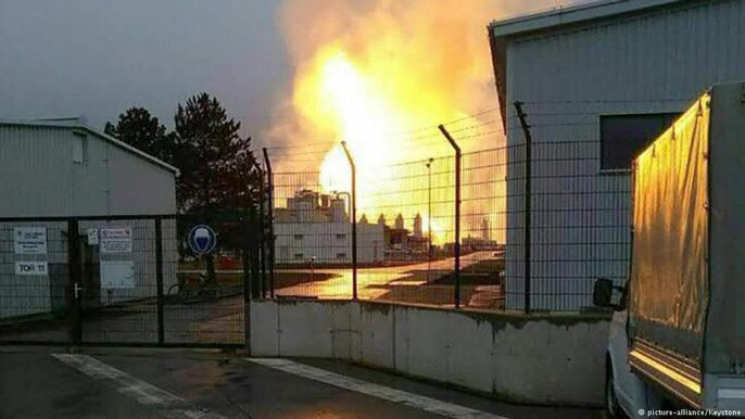 Italy declares emergency after Austrianexplosion