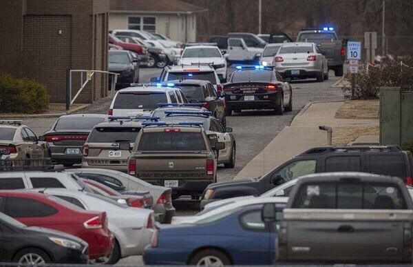 School shooting shakes Kentucky