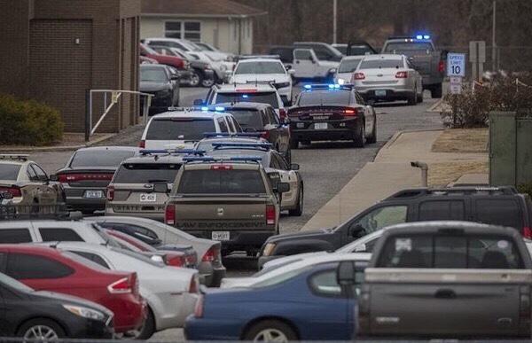School shooting shakesKentucky