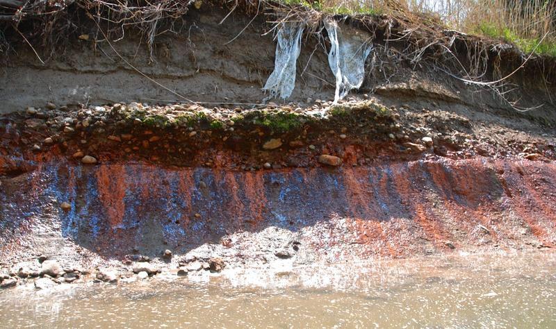Illinois Ash Pits leak BMN investigationfundraiser