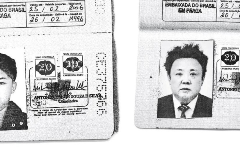 Kim Jong Un and Kim Jong Il used fake Brazilian passports